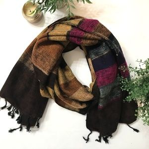 Accessories - Mount Everest Yak Wool Scarf
